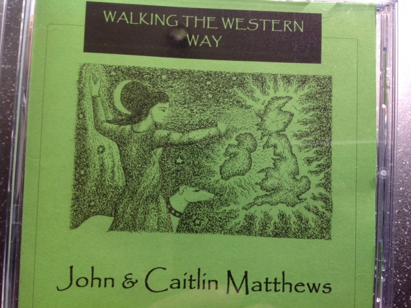 Walking the the Western Way with John and Caitlín Matthews