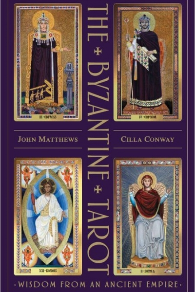 The Byzantine Tarot by John Matthews and Cilla Conway